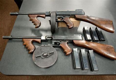 Gunkeyword Tommy Gun On Bac K.