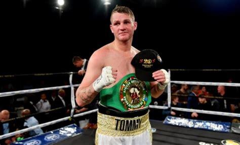 Tommy-Gun Tommy Gun Oosthuizen Last Fight.