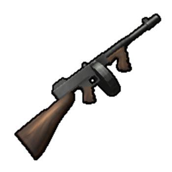 Tommy-Gun Tommy Gun Rps.