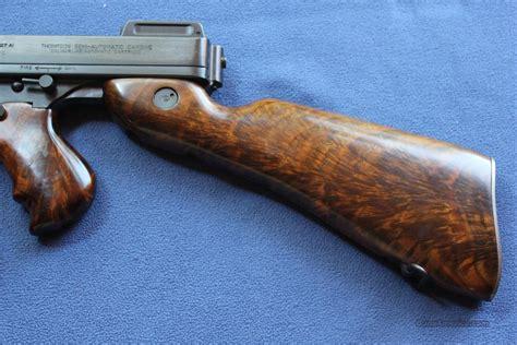 Tommy-Gun Tommy Gun Stock.