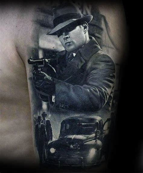 Tommy-Gun Tommy Gun Tattoo Pictures.