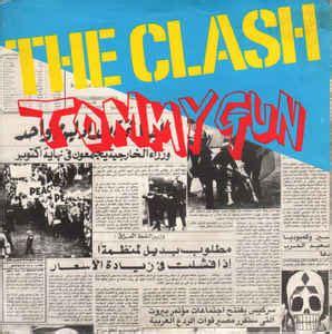 Tommy-Gun Tommy Gun The Clash Traducida.