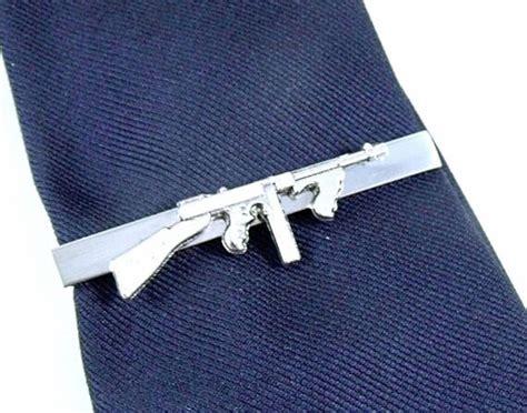 Tommy-Gun Tommy Gun Tie Clip.