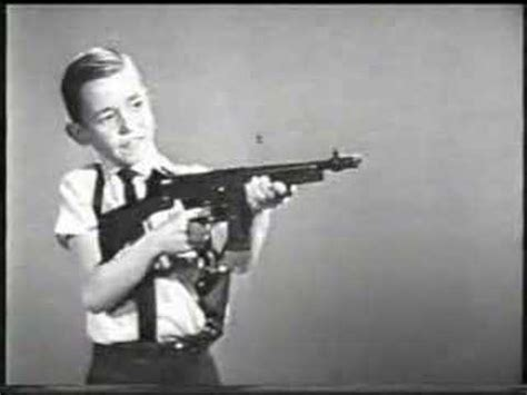 Tommy-Gun Tommy Gun Toy Commercial.