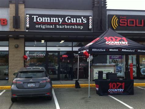 Tommy-Gun Tommy Guns Calgary.