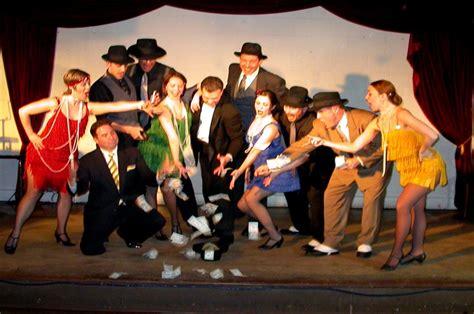 Tommy-Gun Tommy Guns Garage Dinner Show.