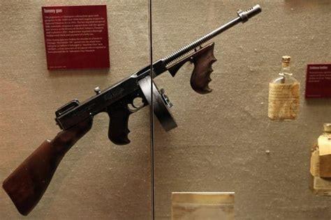 Tommy-Gun Tommy Guns In Las Vegas.