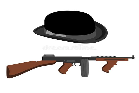 Tommy-Gun Tommy Guns Medicine Hat.