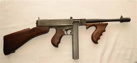 Tommy-Gun Tommy Submachine Gun For Sale.