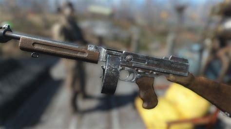 Tommy-Gun Tommy.guns Fallout 4.com.