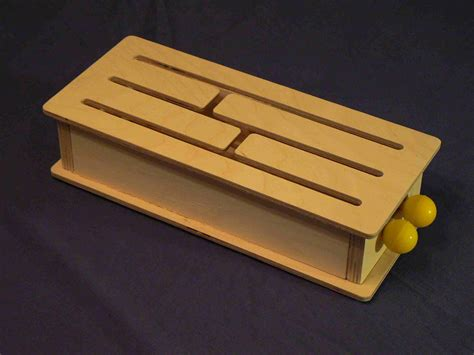 Tongue Drum Woodworking Plans