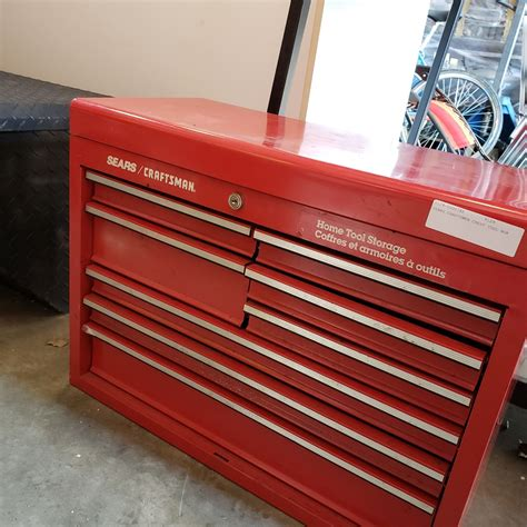 tool boxes at sears