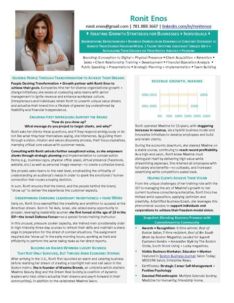 Top Resume Styles 2014 Top 10 Executive Resume Trends For 2014
