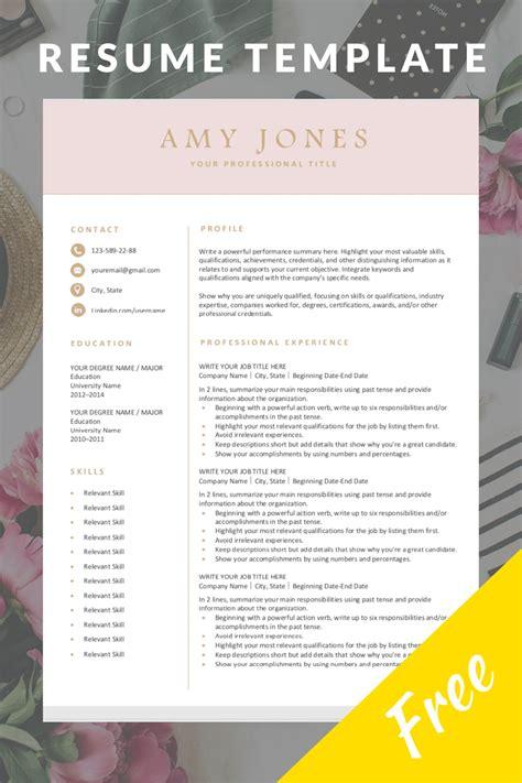 totally free resume templates resume templates - Totally Free Resume Template