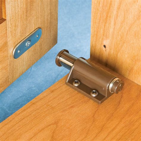 Touch Latches For Doors
