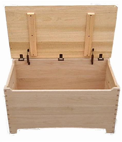 Toy Chest Safety Hinges
