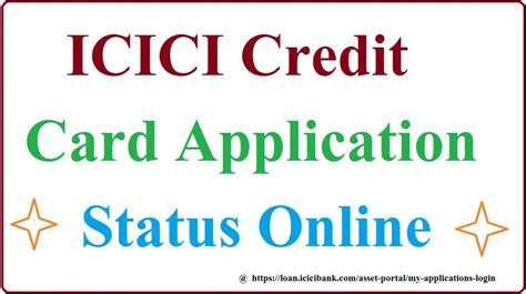 Track Your Credit Card Icici Icici Credit Card Status How To Track Your Credit Card