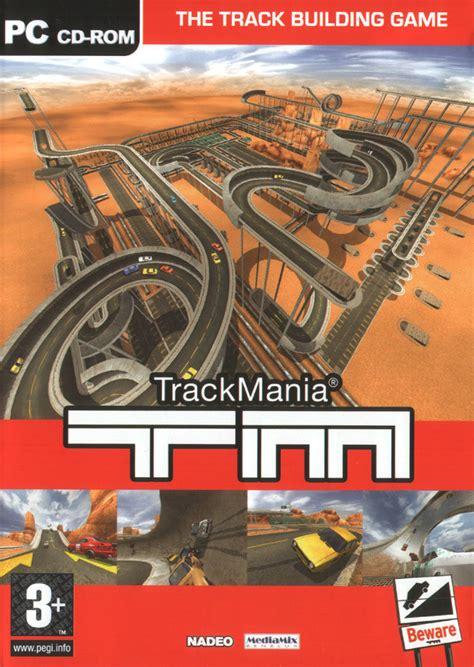 Trackmania 2003 Windows Box Cover Art Mobygames