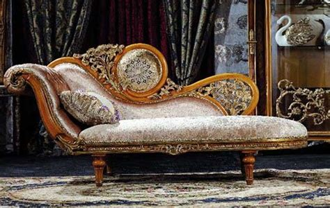Traditional Chaise  Ebay.