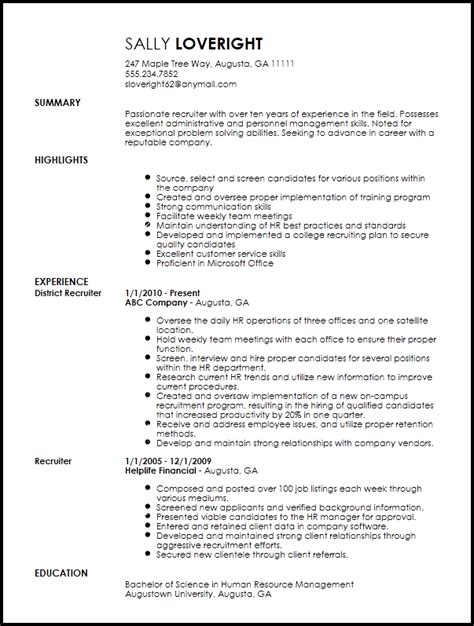 traditional resume template free our free traditional resume templates keep it simple - Traditional Resume Template Free