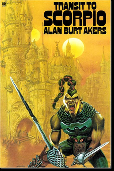 Read Books Transit to Scorpio (Dray Prescot, #1) (Delian Cycle, #1) Online