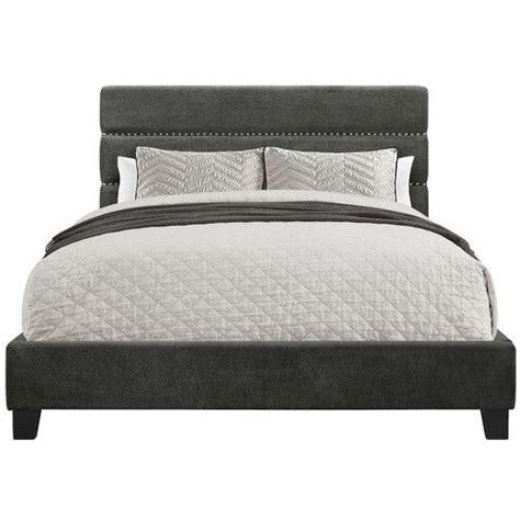 Trappe Queen Upholstered Panel Bed byBrayden Studio