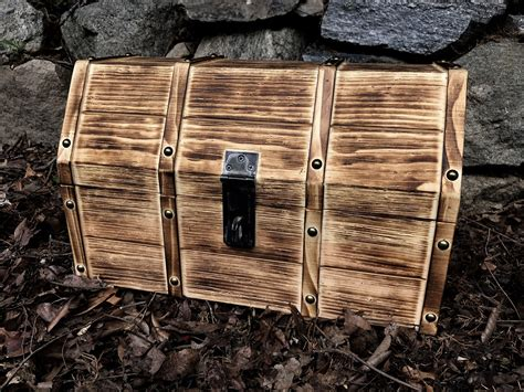 treasure chest toy box large