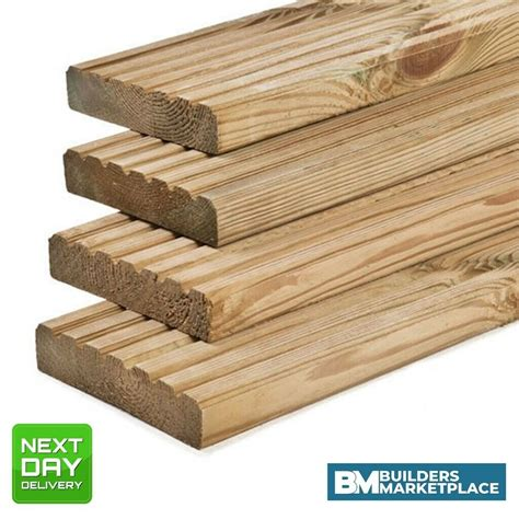 Treating Decking Timber