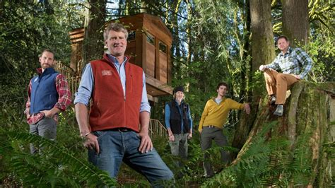Treehouse Masters Online Free