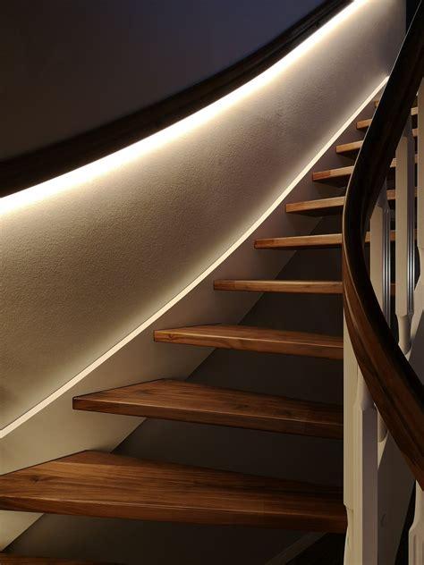 Treppe Indirekte Beleuchtung