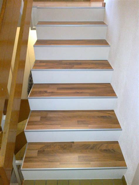 Treppe Verkleiden Vinyl