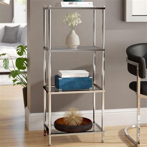 Tressie Etagere Bookcase