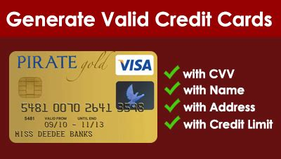 Best Credit Card Hack Software Trick How To Get An Anonymous Usable Credit Card Hacks