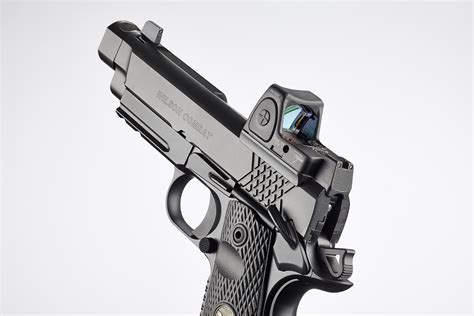 Wilson-Combat Trijicon Sights For Wilson Combat 1911.