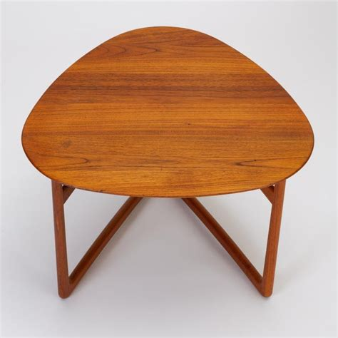 Trilateral Coffee Table