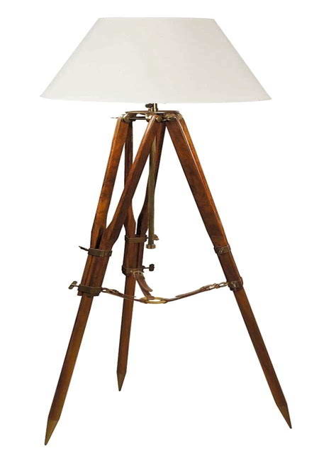 Tripod Lampe