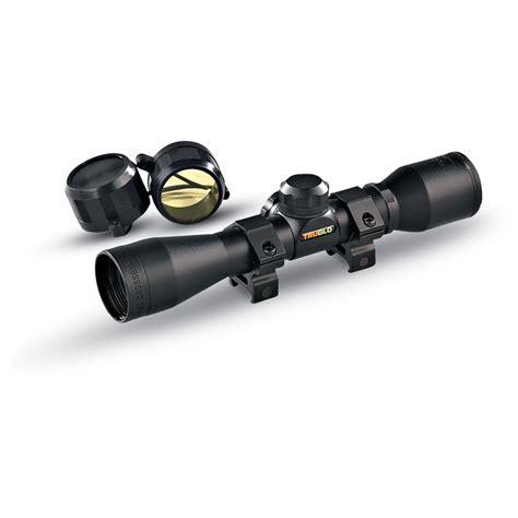 Rifle-Scopes Truglo 4x32 Crossbow Rifle Scope.