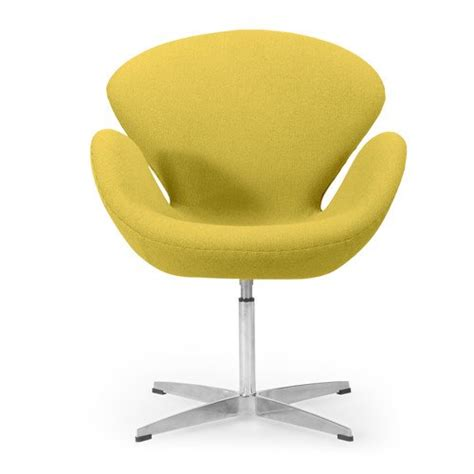 Trumpeter Swivel Lounge Chair