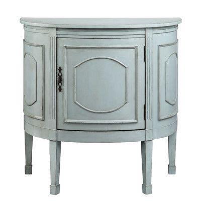 Tucci 1 Door Accent Cabinet