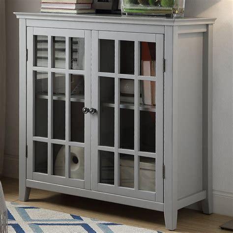 Tuftonboro 2 Door Accent Cabinet