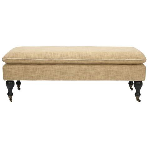 Turing Upholstered Bench