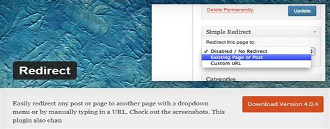Credit Card Form Wordpress Plugin Turn Around The 7 Best Redirect Plugins For Wordpress