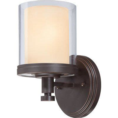 Tussey 1-Light Bath Sconce