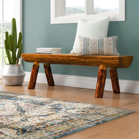 Tustin Half Log Bench