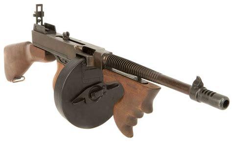 Tommy-Gun Two Tone Tommy Gun.