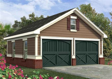 Two Car Garage Design Plans