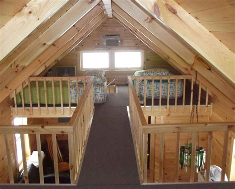 Two Floor Shed