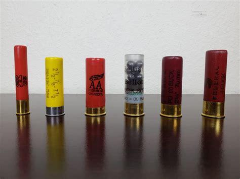 Ammunition Types Of Ammunition For Shotgun.