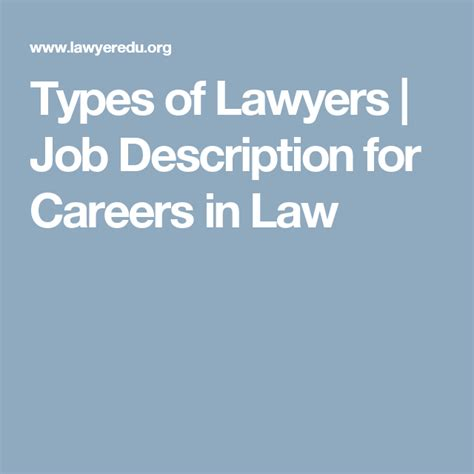 Construction Lawyer Description Types Of Lawyers Job Description For Careers In Law