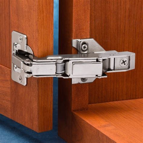 Types Of Cabinet Hinges